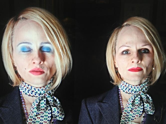 Corrie/Pippa Merge. Shoreditch 2014