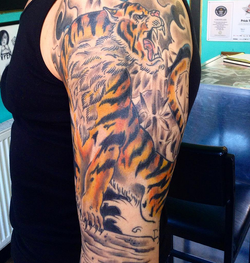 Henry Tiger
