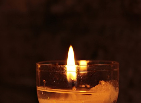 Candles in your home? Nearly 25 house fires PER DAY are caused by candles.