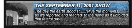 september 11 2001 radio show bill way