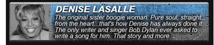 denise lasalle interview bill way