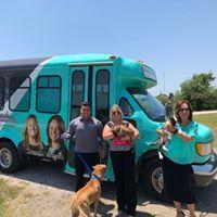 Humane Society bus & dogs.jpg