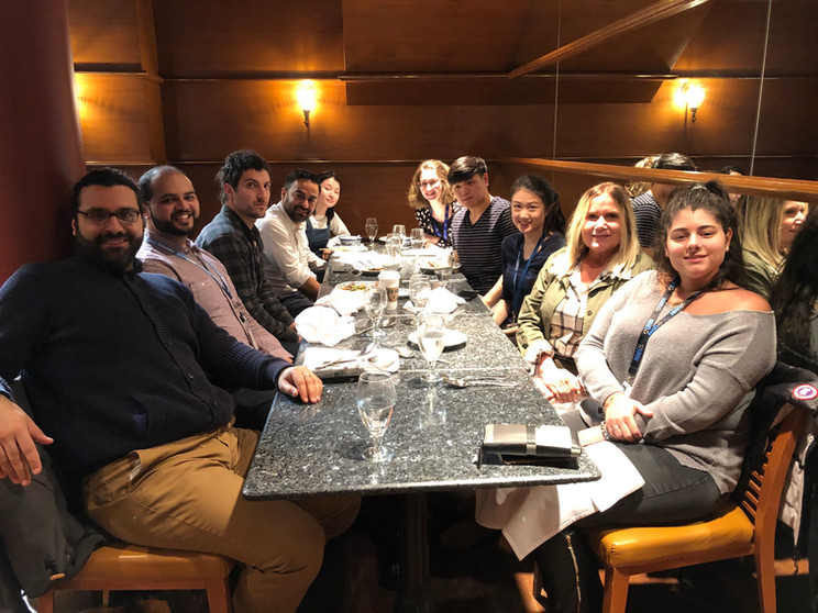 Diamandis Lab Group Photo March 2019