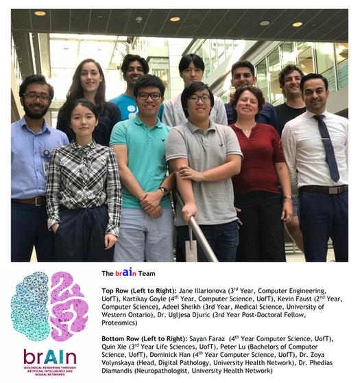 The Original brAIn Team - May 2017
