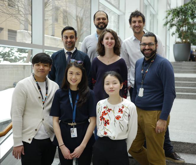 Diamandis Lab Group Photo Feb 2019 -Take I