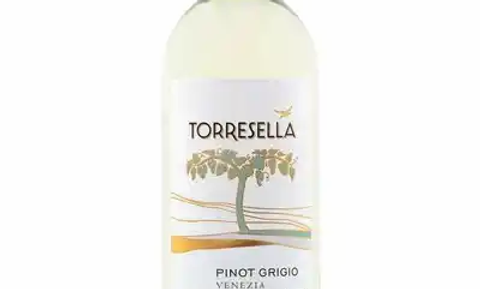 """Pinot Grigio """"Torresella"""" from Italy"""