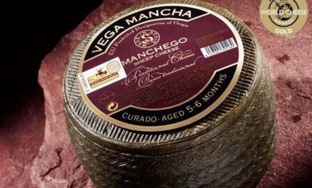 "Manchego cheese, ""Vega Mancha"", Spain, 6 month 100g"