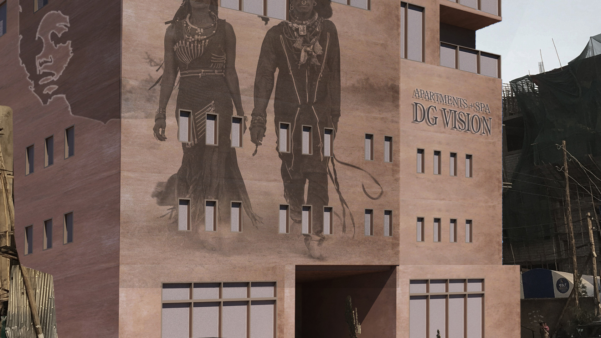 DG VISION - SPA AND APARTMENTS