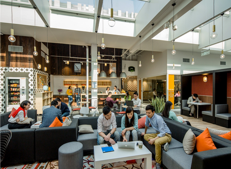 The real benefits of joining a coworking space