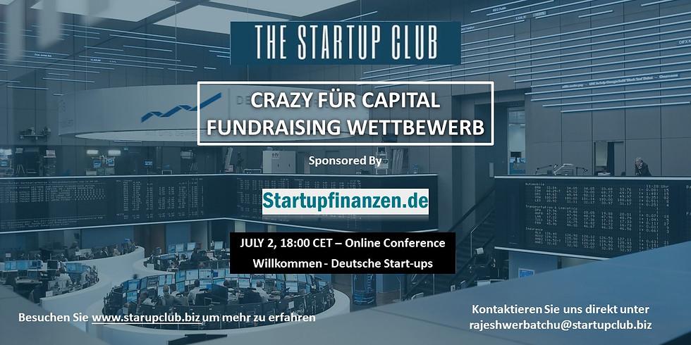 Crazy für Capital - Fundraising-Wettbewerb