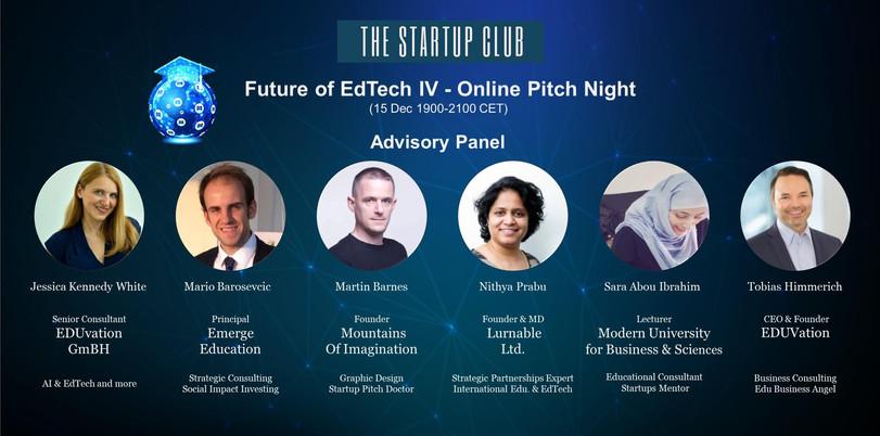 Future of Ed Tech Advisory Panel