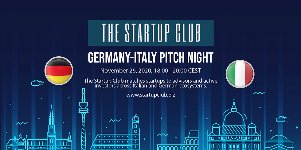 German-Italian Pitch Night