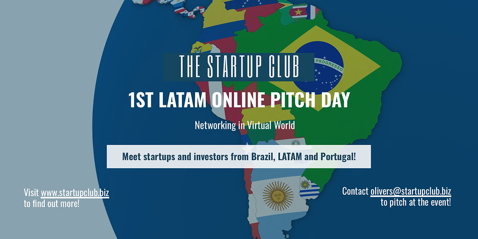 Startup Club LATAM Pitch Day