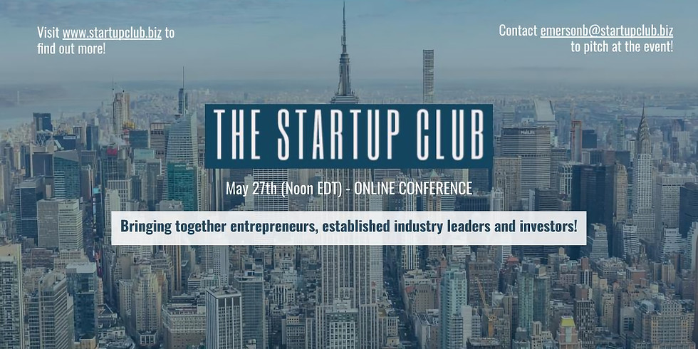 The Startup Club Fundraising Competition
