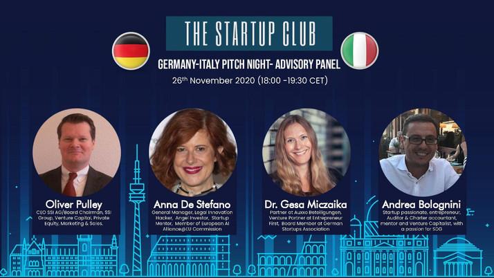 Germany-Italy Advisory Panel