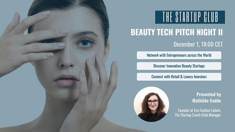 Beauty Tech Pitch Night II