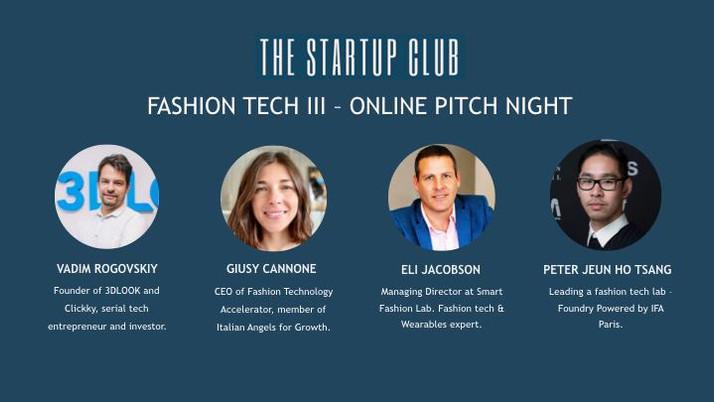Fashion Tech III Advisory Panel