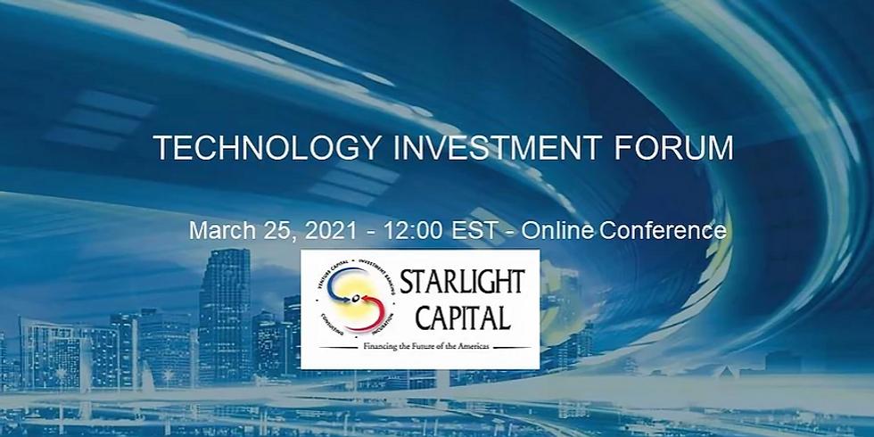 Starlight Technology Investment Forum