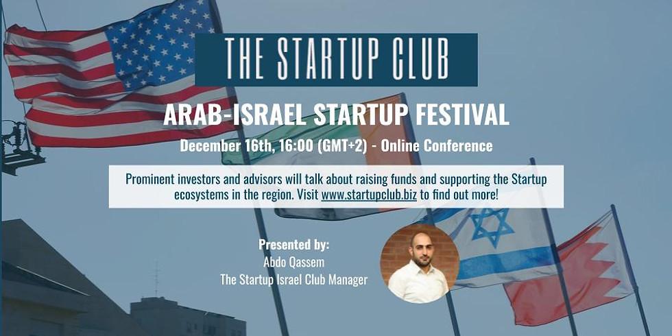 Arab-Israel Startup Festival