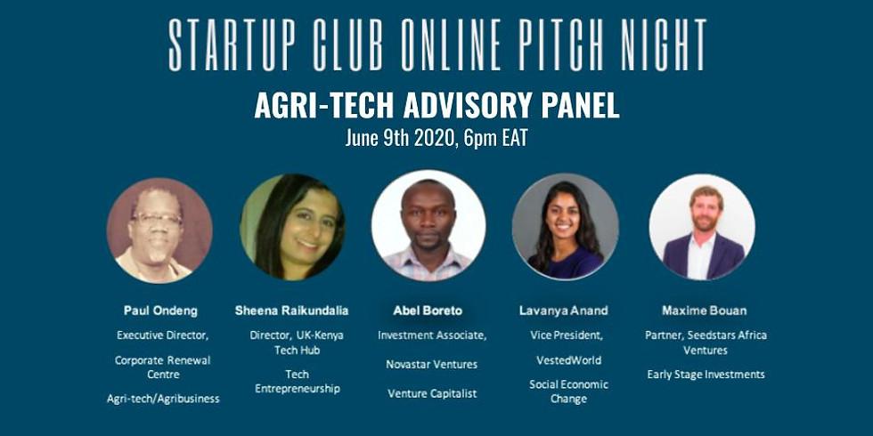 Agri-Tech Pitch Night