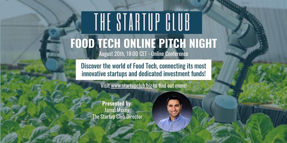 Food Tech Pitch Night
