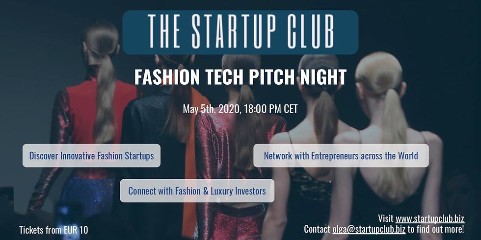 Fashion Tech Pitch Night
