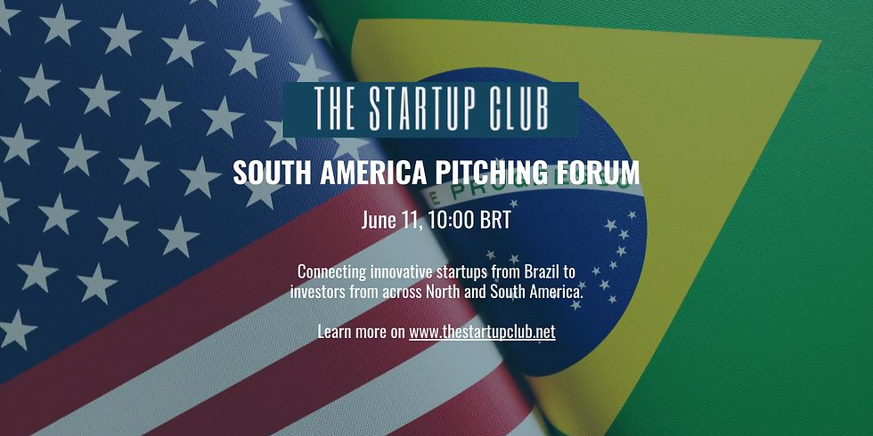 South America Pitching Forum