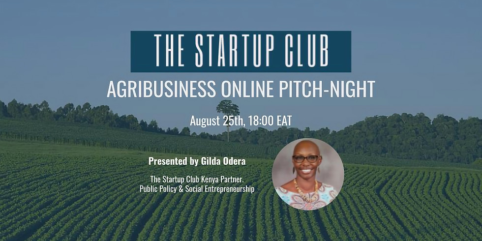 AgriBusiness Pitch Night