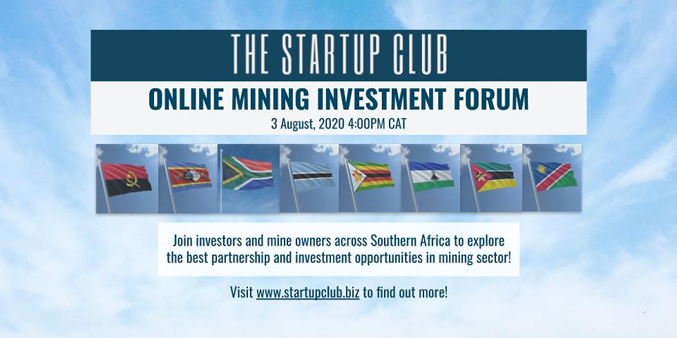 Online Mining Investment Forum