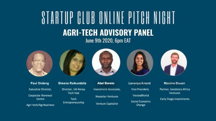 AgriTech Advisory Panel