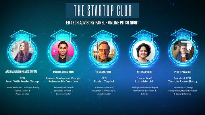 Ed Tech Advisory Panel