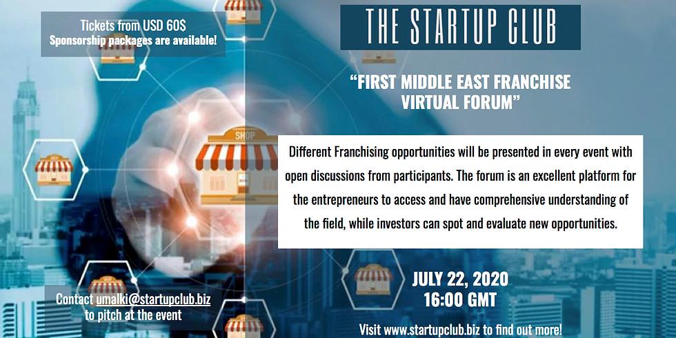 The Startup Club Franchising Virtual Forum