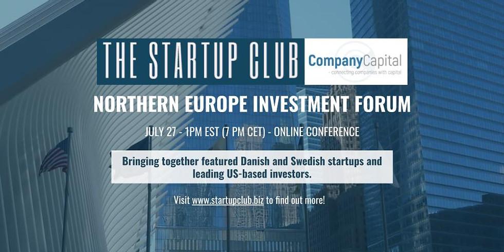 Northern Europe Investment Forum Presentation