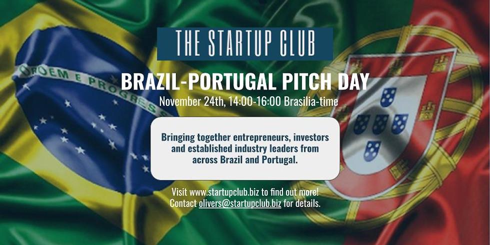 Brazil-Portugal Pitch Day