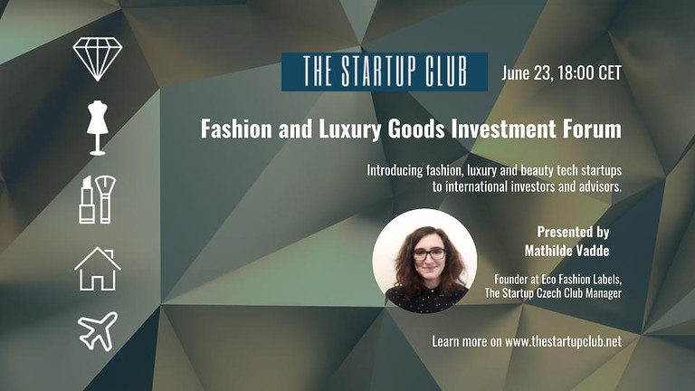 Fashion and Luxury Goods Investment Forum