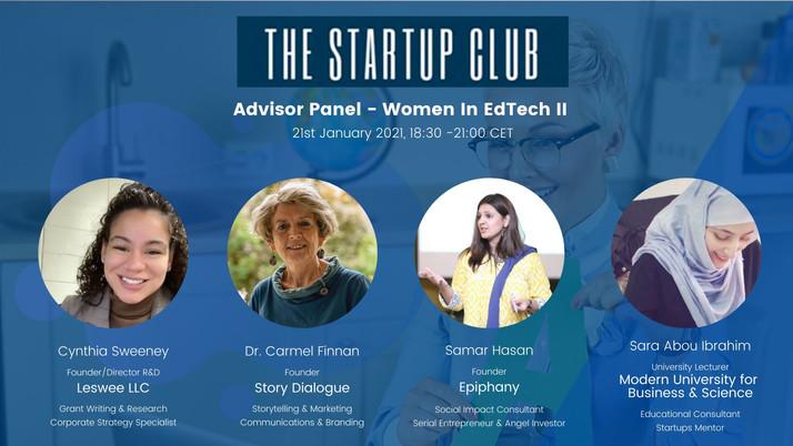 Women in EdTech Advisory Panel