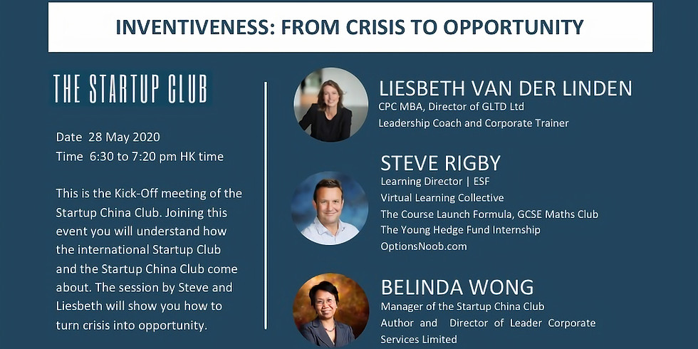 Inventiveness: From crises to Opportunity