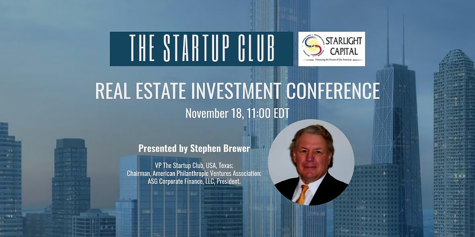 Real Estate Investment Conference