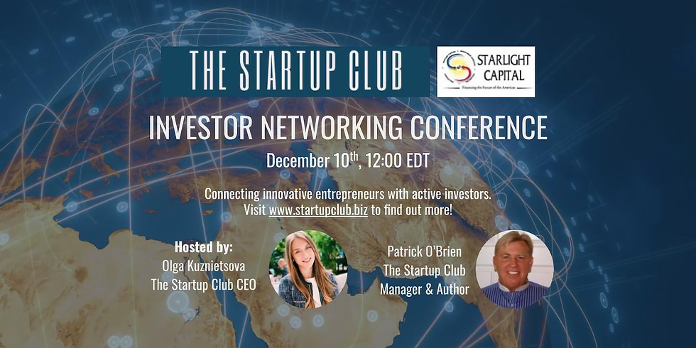 Investor Networking Conference