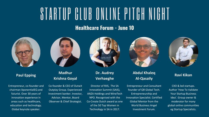 Healthcare Advisory Panel