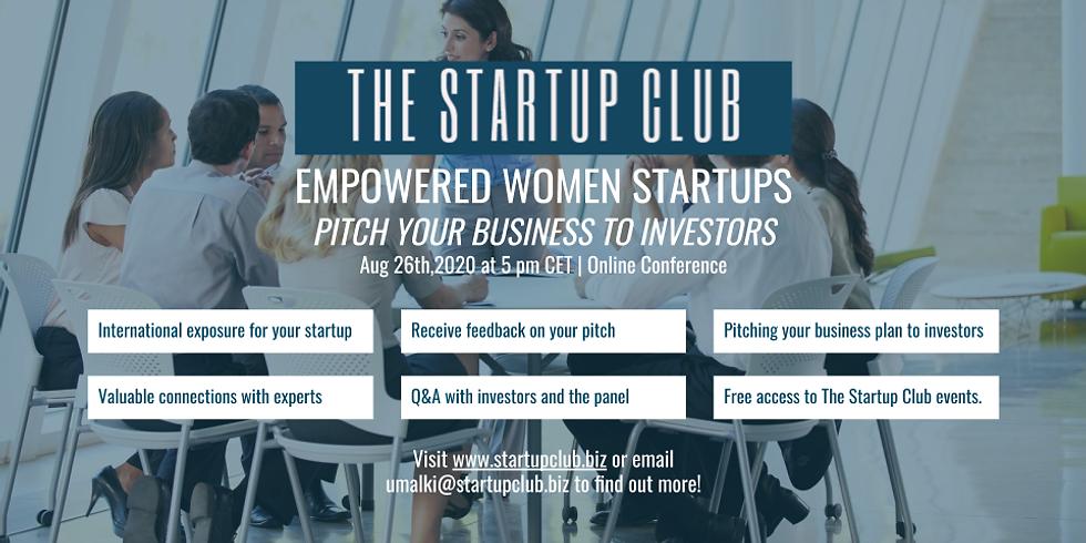 Empowered Women Startups