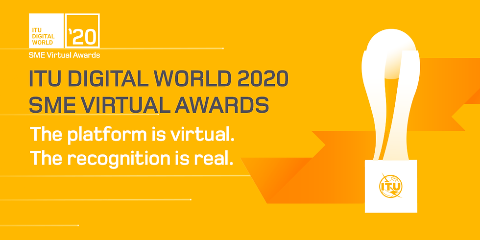 ITU Digital World 2020 SME Virtual Awards