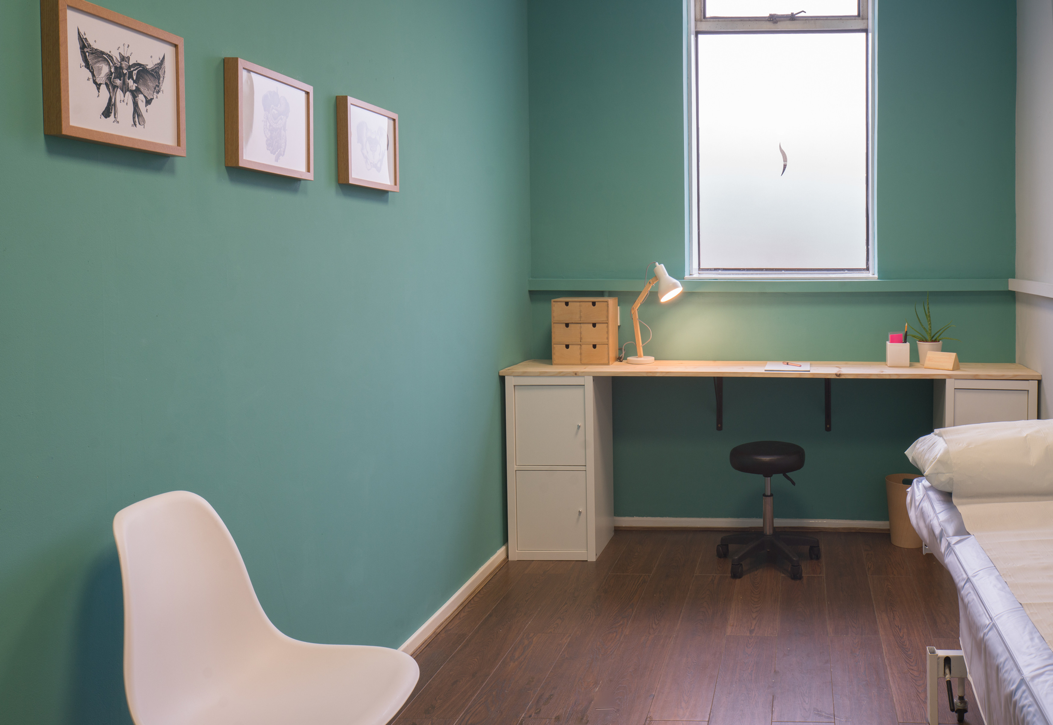 OSTEOPATHY INITIAL BOOKING