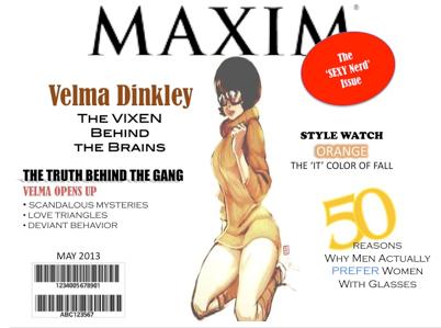 Maxim featuring Velma