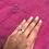 Thumbnail: Undina Natural Shell ring