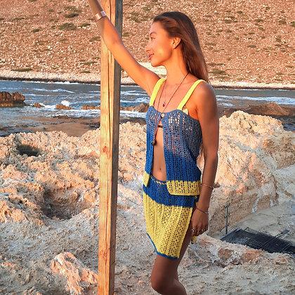 Sea & Sun Handmade Set by Vassiliki