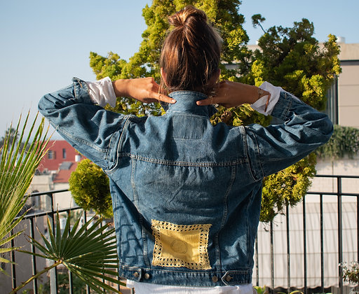 Vintage Jeans Jacket Uplifted