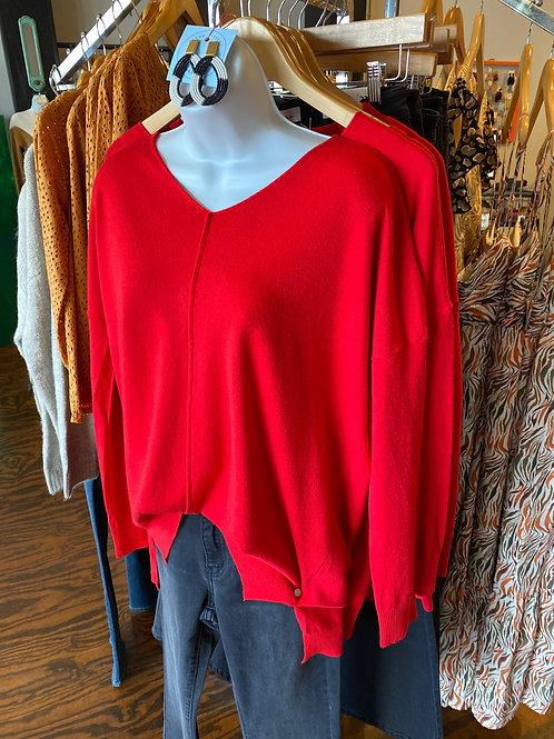Hi/lo Sweater