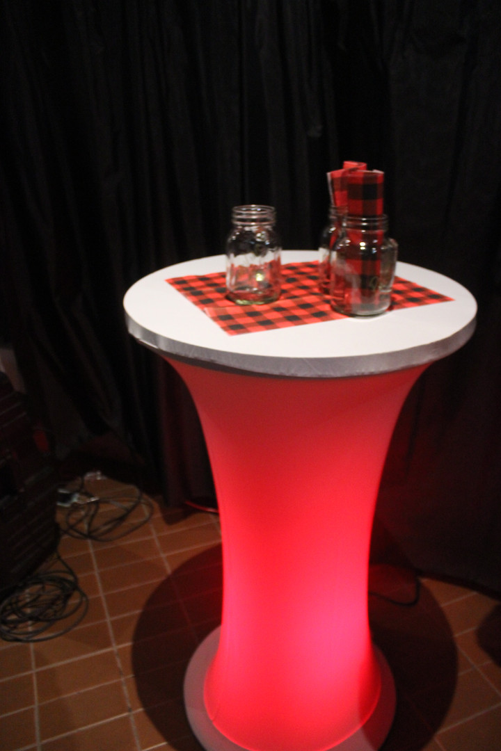 Table à Cocktail