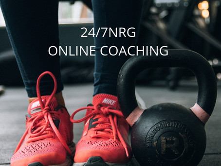 Why use Online Fitness and Nutrition coaching?